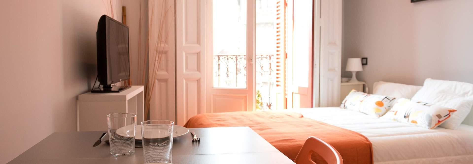 Alquiler de apartamentos en Madrid Centro Histórico