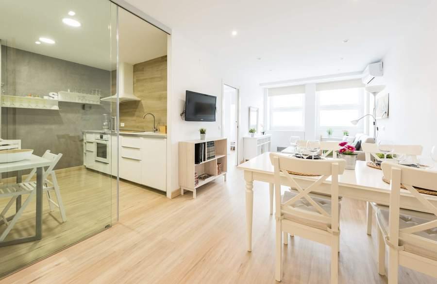 Alquiler De Apartamentos Por Días Madrid Centro