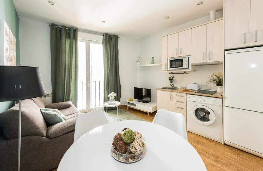 Gallery alquiler apartamento madrid centro mad4rent  14