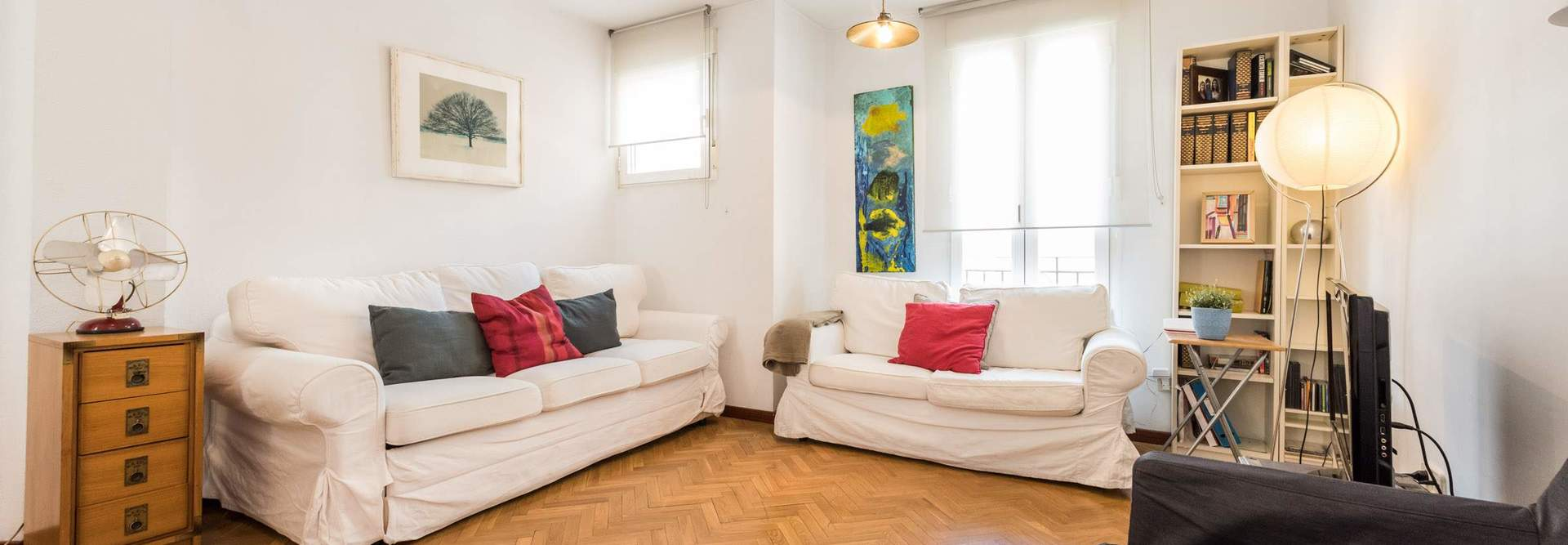 Home alquiler apartamento por d as madrid centro  14