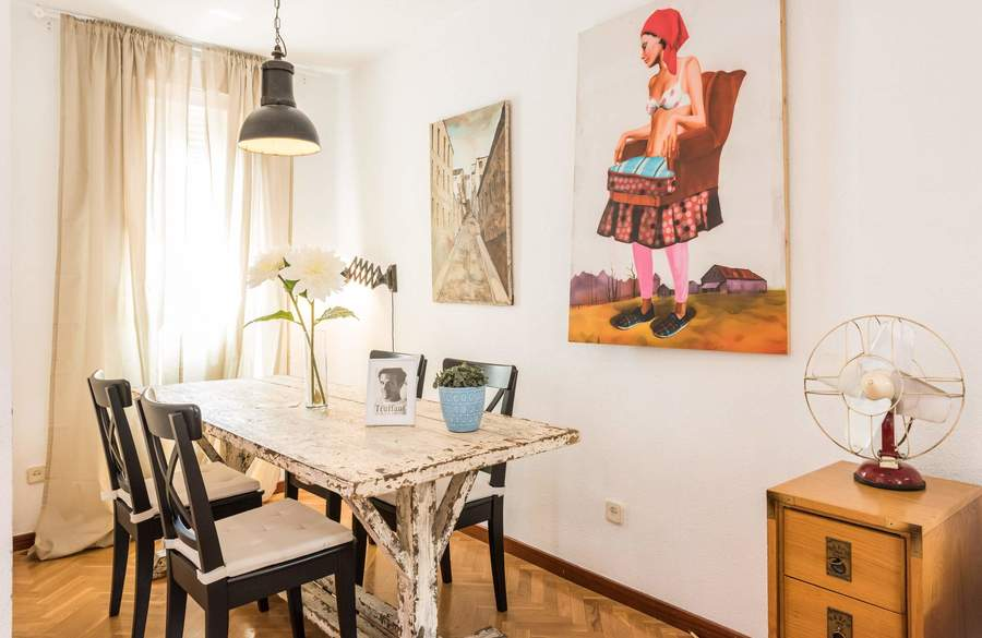 Gallery alquiler apartamento por d as madrid centro  19