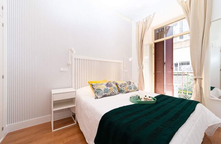 FUENCARRAL Alquiler de apartamento en centro Madrid