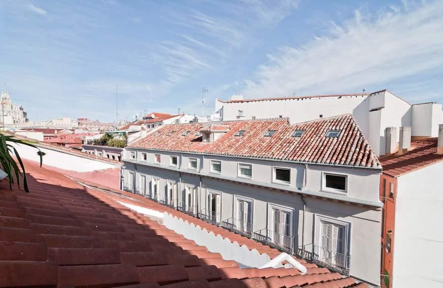 Puerta Del Sol I Alquiler De Apartamento En Centro Madrid