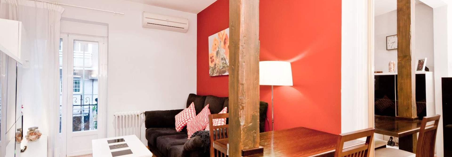 Moncloa Alquiler De Apartamento En Centro Madrid